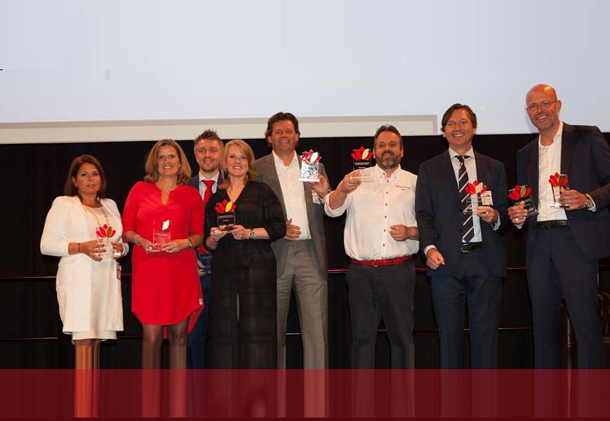 Gouden Lotus Awards uitgereikt op HypoVak